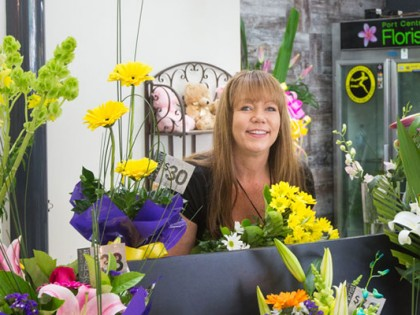 Port Central Florist – Ground Floor