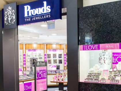 Prouds – Ground Floor