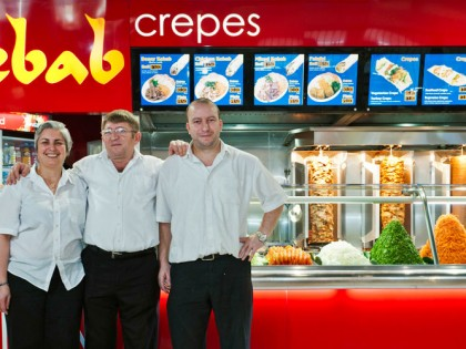 Macquarie Kebabs & Crepes – Level 1