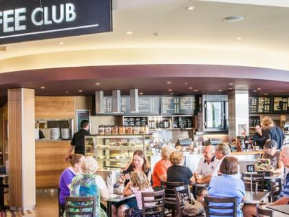 The Coffee Club – Level 1