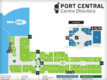 Port Central – Centre Directory